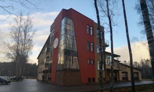 Stiklota ēka